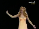 ДАЛИДА (Dalida) ☀ -♫ Mon petit bonhomme ♪ («Мой малыш») / 23.03.1975 (Système 2 (A2).