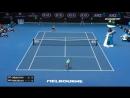 Highlights Ekaterina Makarova v Dominika Cibulkova Australian Open 2017