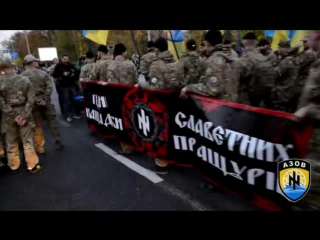 02-M8L8TX (Znamena Vvis!) - Horst Wessel Na Russkom (Batalon Azov_ Misanthropic Division) - 1