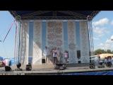 Эмилюшка на Сорочинском ярмарке 2016