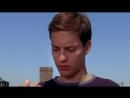 Человек-Паук | Spider-Man (2002) Питер Паркер обнаруживает свои способности | Сцена на крыше