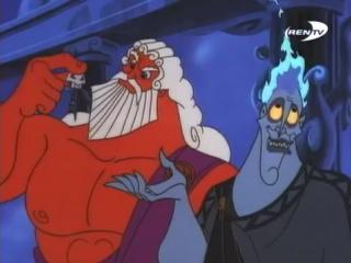 Геркулес и размолвка на Олимпе 1 сезон 52 серия_ мультфильм для детей