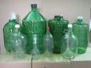 Как отмыть стеклянный бутыль? Лайфхак от канала Сибирский обычай