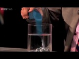 hydrophobic interaction sand and water