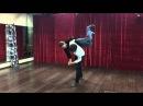 Линди хоп - Егор и Аня - 17.12.15 - lindy flip