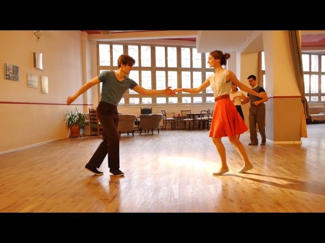 Swing 3 Turns Tucks and Faster Lindy Hop