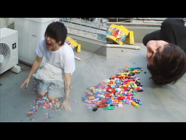 悶絶 地獄のレゴチャレンジ feat マホちゃん The Lego Challenge with Mahoto