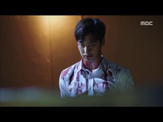 [W] ep.15 Park Won-sang has taking Lee Tae-hwan hostage 20160908