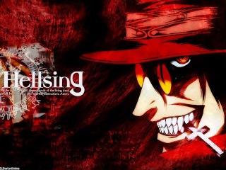 Хеллсинг: война с нечистью / Hellsing 9 серия: Головокружение от алых роз