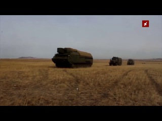 Russian artillery units used new Zoopark-1M radar systems for the first time