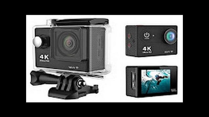 САМАЯ ДЕШЕВАЯ Экшен камера H9 Ultra HD 4K Сравнение с Go Pro 2 » Freewka.com - Смотреть онлайн в хорощем качестве