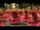 ВРио-де-Жанейро начался знаменитый бразильский карнавал