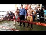 XXI чемпионат Брестской области по таиландскому боксу и кикбоксингу прошел в Пинске