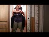 Ponygirl Sylvia   Lift & Carry   Long Piggyback   Tall Girl 60