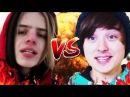 Великая Рэп Битва - Фараон VS Ивангай PHARAOH VS EEONEGUY