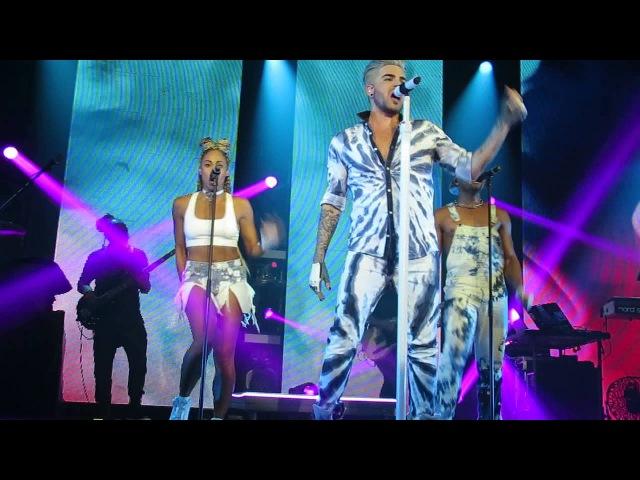 Adam Lambert – Lay Me Down/Shady/Fever – Manchester, UK, 16.04.2016