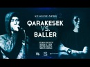 КОММЕНТАТОР KZ SOUND NEWS 2 BALLER VS QARAKESEK BIGBAN VS SABR BAGI РЭПТЕН КЕТУДЕ