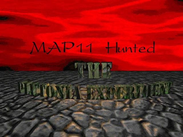 Plutonia Experiment (Final Doom) - Map11 Hunted (Нашествие Арчвайлов)