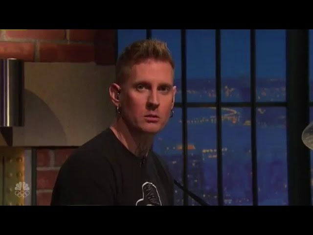 Brann Dailor cant pronounce niche