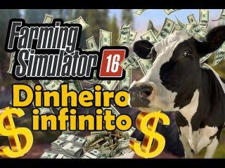 Como colocar dinheiro infinito no - FS16 - luckypatcher