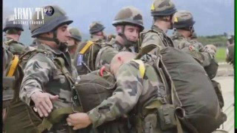 Французский Иностранный легион 2 REP