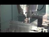 Эффективные методы фрезерования - обработка плоскостей