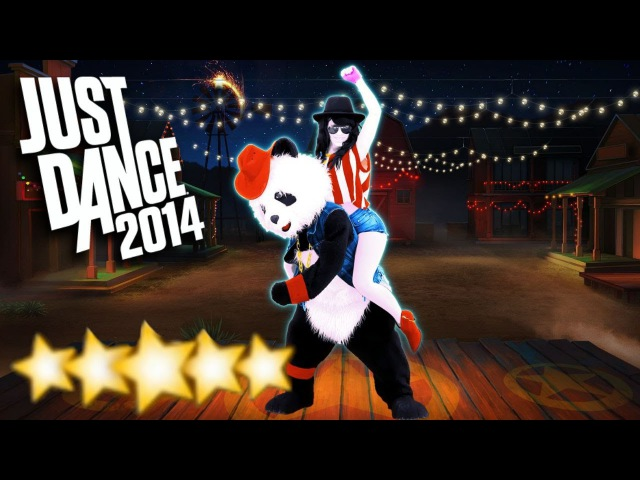 Timber Just Dance 2014 Full Gameplay 5 Stars