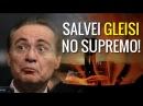 Renan Calheiros Tenta Acalmar Mas Acaba Tocando Fogo no Senado Federal