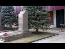 Захоронения высшего руководства СССР вдоль Кремлевской стены в Москве