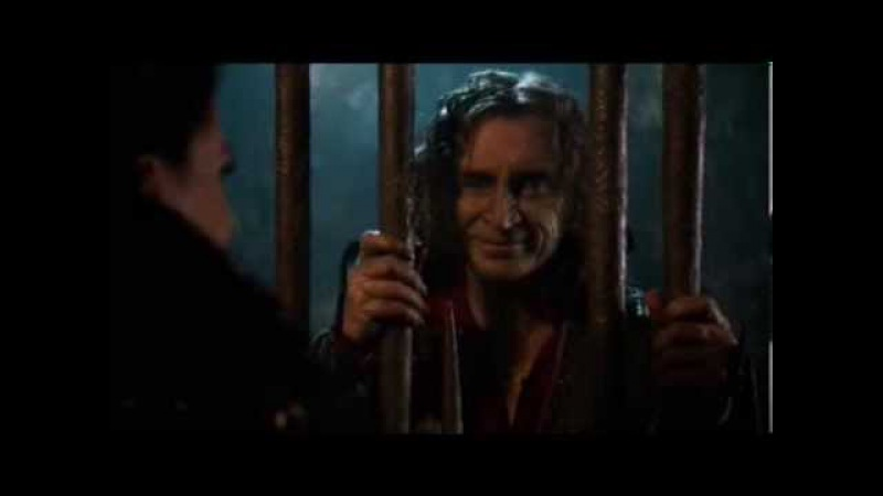 OUAT 3x9 Regina go to see Rumpelstiltskin's cell