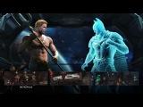 15 минут геймплея Injustice 2 в 1080p 60fps