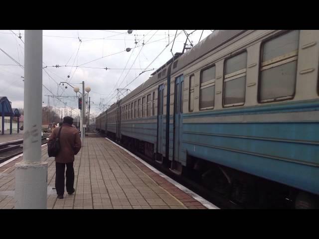Синельниково-Днепропетровск на ст. Нижнеднепровск - Днепропетровск, 14.11.2013