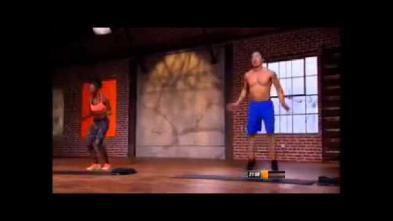 Jillian Michaels Bodyshred Ignite, Cardi