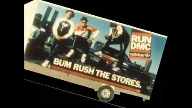 MY ADIDAS The Music Video by RUN DMC YouTube