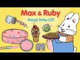 Part 2 Play and Learn Food Max and Ruby Bunny Bake Off Top Best Apps Kids Android iOs