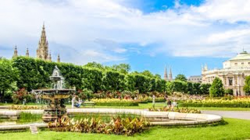 Вена Австрия весна лето Vienna Wien не орел и решка