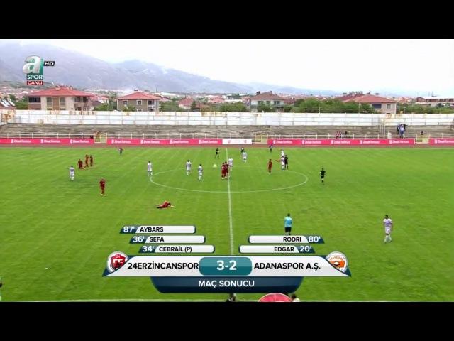 24 Erzincanspor - Adanaspor ( 3 - 2 ) Türkiye Kupası / Full match 2016/2017 HD