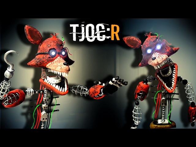 TJOC: Reborn ★ IGNITED FOXY (LED Eyes/Ojos LED)