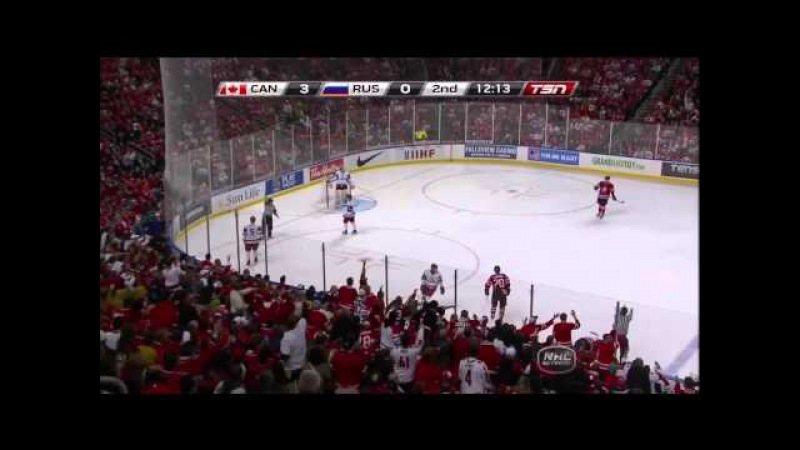 МЧМ 2011 Финал Канада - Россия 3:5