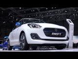 Презентация Новинок SUZUKI - Swift, Baleno и Suzuki Ignis. Женевский автосалон 2017