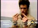 Человек-невидимка. Анонс и заставка рекламы CTC 2002