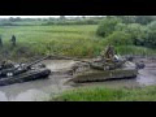 танки грязи не боятся (Приморский край)