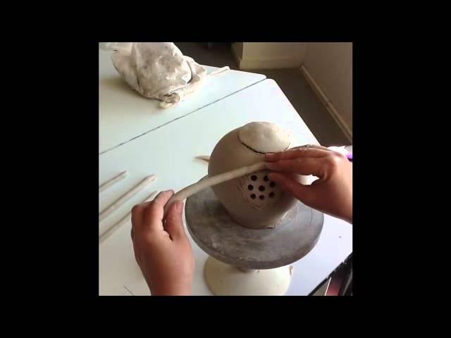 Ceramic Tea Pot tutorial