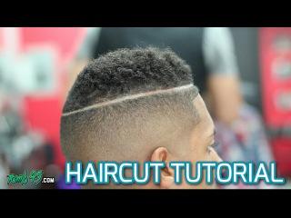 Old school Fade Haircut Tutorial! Gumby haircut