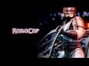 На сьёмках фильма РобоКоп 1987 года.The making of the RoboCop 1987.