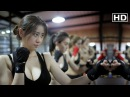 Chinese Female Bodyguards in Training
