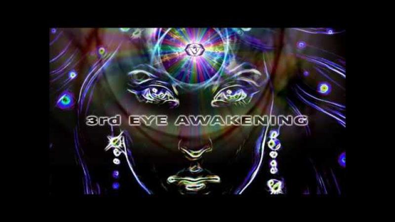 [Psychill / Slow Trance Mix] 3rd Eye Awakening