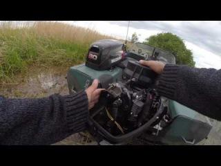Suzuki dt 30 RS. Обзор, опыт эксплуатации. Выбор лодочного мотора.