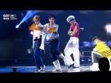 160409 The 16th Top Chinese Music Awards Break Dance - NCT-U Winwin Focus