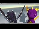 Unity VR - Spyro and Cynder (DOTD) Models